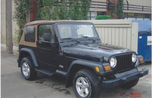 2002 Jeep YJ